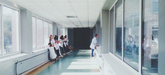 piso hospitalar